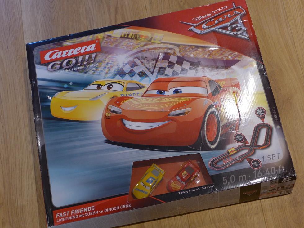 Carrera Go! set